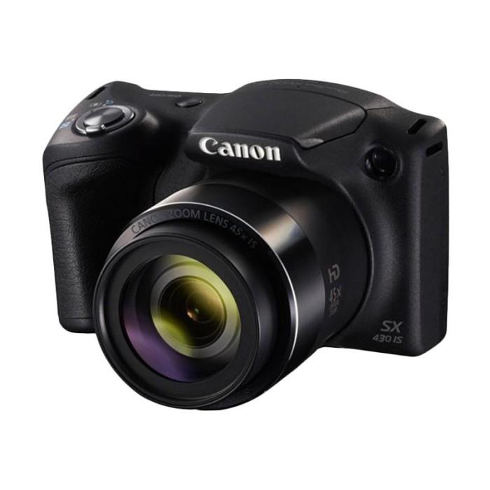 harga Canon powershot sx430 is kamera pocket - Tokopedia.com