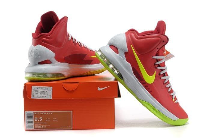 Jual Sepatu Basket Nike KD Kevin Durant 5 Premium - 6 Air Jordan ... 721374350f