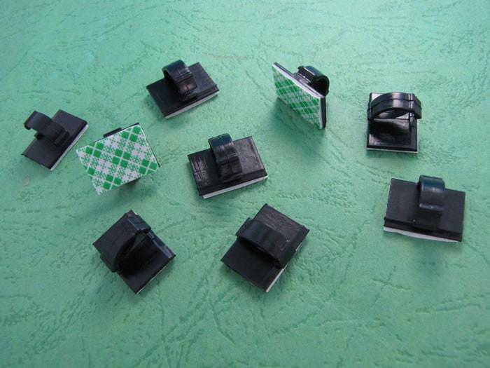 Foto Produk baru Klip Kabel Gantung besar 2cm x 1.5cm dari budi12