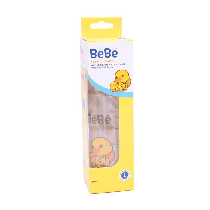 harga Bebe botol susu bayi premium pc 250ml platypus Tokopedia.com