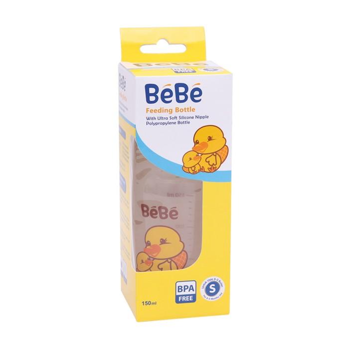 harga Bebe botol susu bayi premium pp 150ml platypus Tokopedia.com