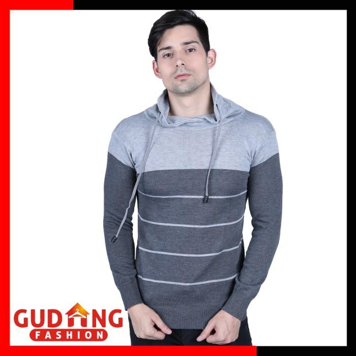 harga Sweater smart casual pria swe 636 Tokopedia.com