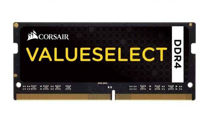 Foto Produk Corsair SO-DIMM DDR4 8GB PC17000 - CMSO8GX4M1A2133C15 - (1X8GB) dari DEXTsemarang
