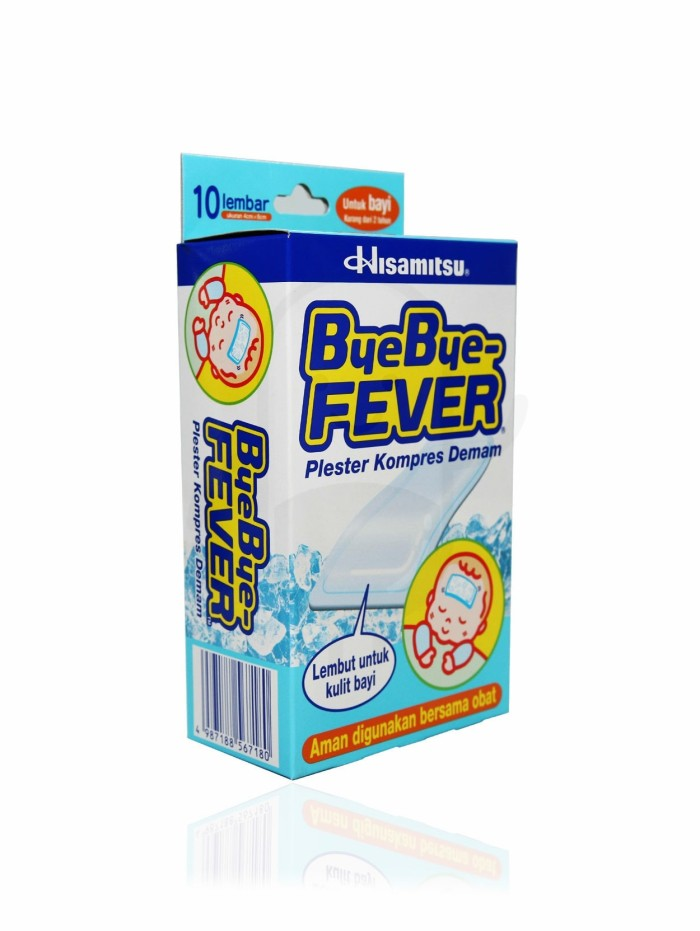 Bye Bye Fever Babies Isi 10 Lembar Listoped Com