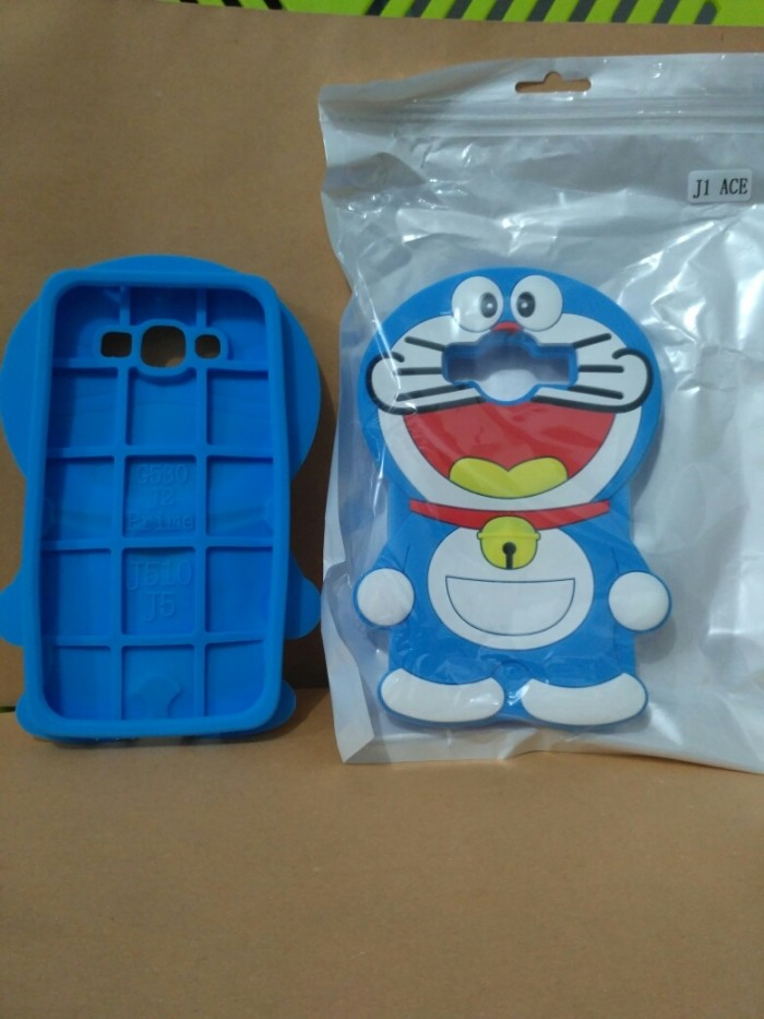 harga Case 4d doraemon smile samsung j1 ace j110 /new/karakter/soft/silicon/ Tokopedia.com