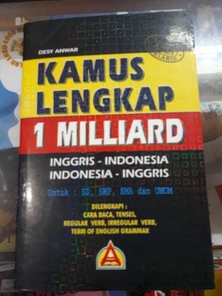 harga Kamus lengkap inggris-indonesia 656 halaman Tokopedia.com