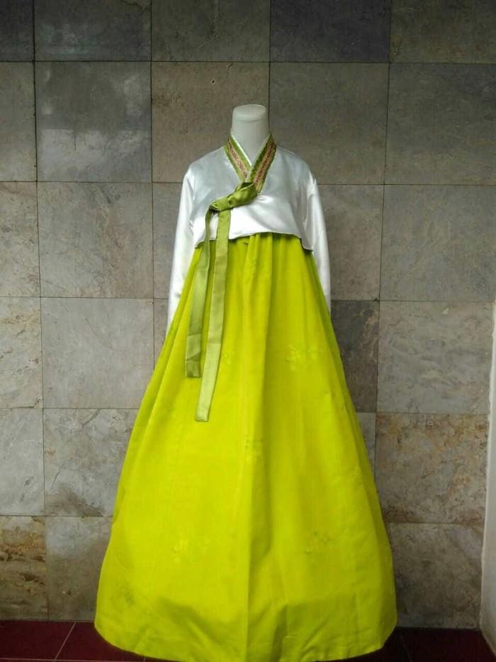 harga Hanbok baju tradisional / adat korea hambok handbok hanbook hanbokh Tokopedia.com