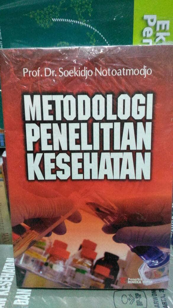 harga Buku metodologi penelitian kesehatan Tokopedia.com