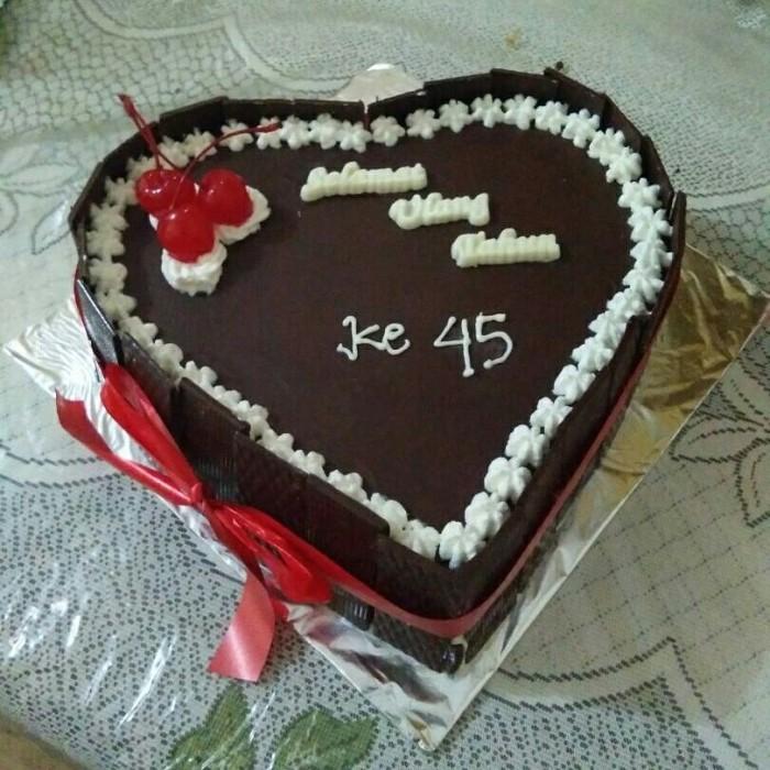 Jual Kue Ulang Tahun Love Dan Bulat 20cm Jakarta Utara Toko Karuniaa Tokopedia