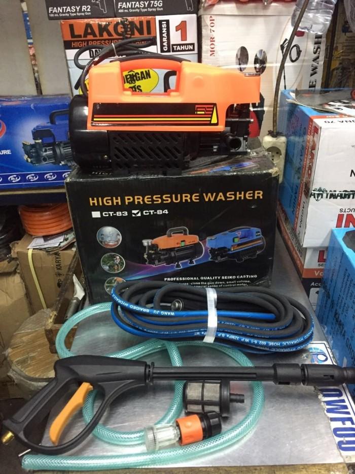 harga Mesin cuci steam mobil motor jet cleaner h&l ct-84 Tokopedia.com