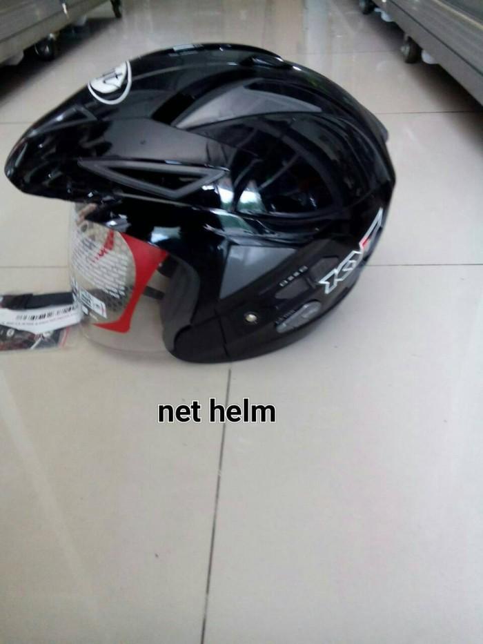 harga Helm kyt scorpion king solid black doble visor Tokopedia.com