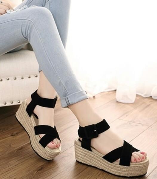 Sandal Hak Tinggi Murah / Sandal Hak tinggi wanita / Sepatu Sandal
