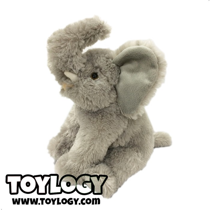 Boneka hewan gajah ( elephant stuffed plush animal doll ) 12 inch c5a0250794