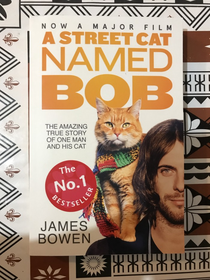 Jual Novel Import A Street Cat Named Bob By James Bowen Jakarta Barat Siriusshop Tokopedia