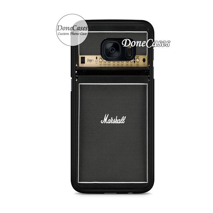 harga Casing samsung s7 edge marshall amplifier guitar hard case custom Tokopedia.com