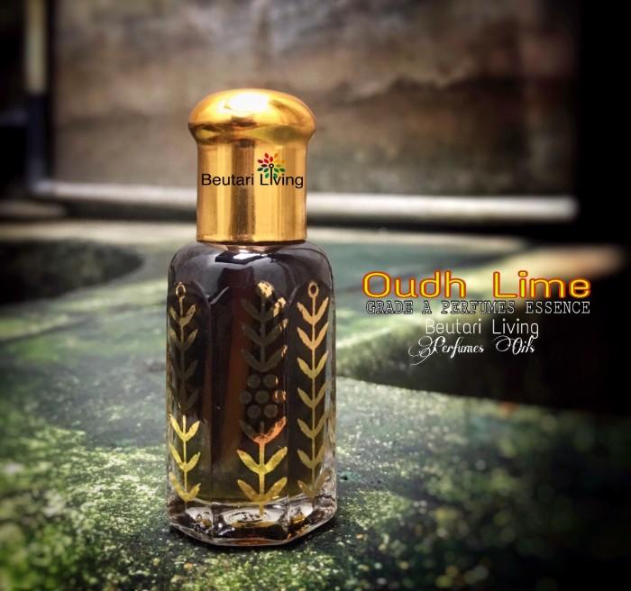 harga 6ml oud lime parfume oil arab saudi (parfum minyak wangi gaharu lemon) Tokopedia.com