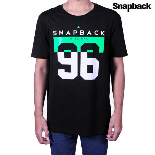 Jual Snapback T-Shirt Green Black  Harga Promo Terbaru