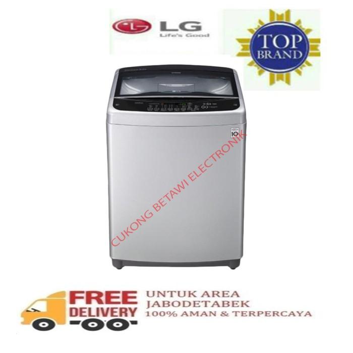 harga Lg t2108vsam mesin cuci top loading [smart inverter / 8 kg] Tokopedia.com