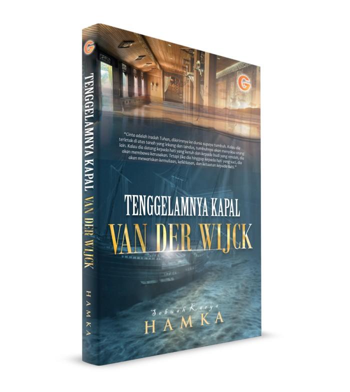 Resensi Novel Tenggelamnya Kapal Van Der Wijk Karya Buya Hamka