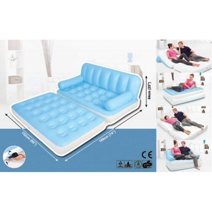 Sofa Bed Kasur Lipat Multifungsi