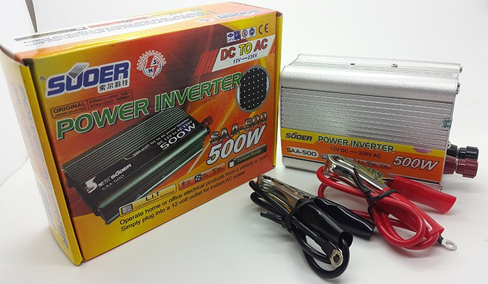 Katalog Power Inverter Travelbon.com