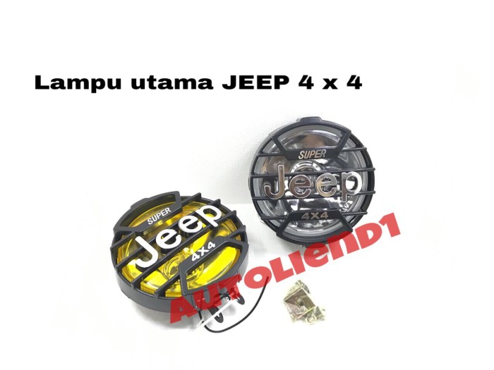 harga Lampu depan reflektor headlamp rx king cb jeep 4 x 4 Tokopedia.com