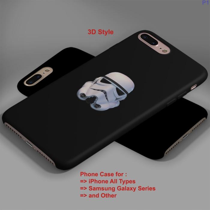harga Star wars stormtrooper helmet iphone case & all case hp Tokopedia.com