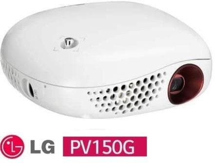 harga Pocket projector portable mini lg pv150g Tokopedia.com