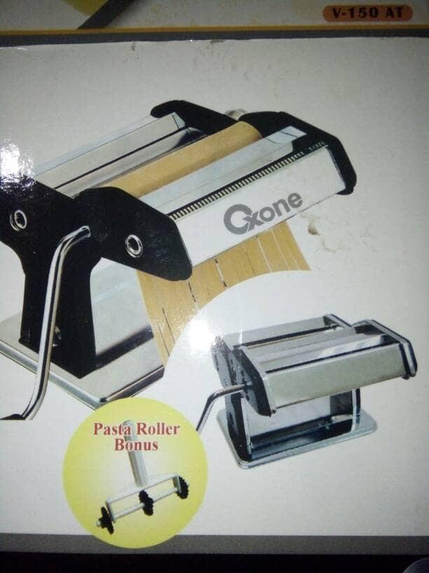 OXONE NOODLE MACHINE OX-355AT PASTA ROLLER / PEMBUAT MI / MIE