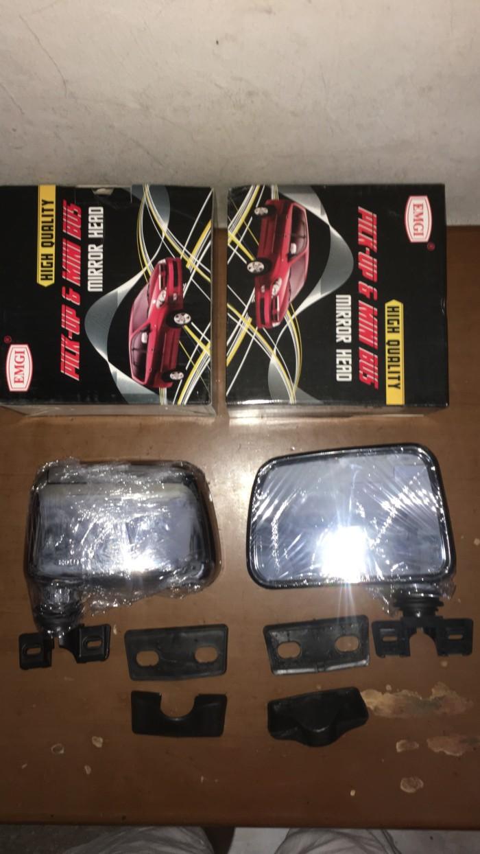 harga Spion chrome kijang super / isuzu panther emgi lh / rh (1 pcs) Tokopedia.com
