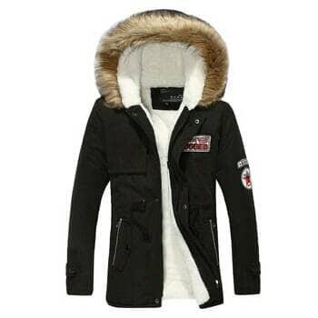 harga Jaket winter parka pria / coat winter men / jaket parka import Tokopedia.com