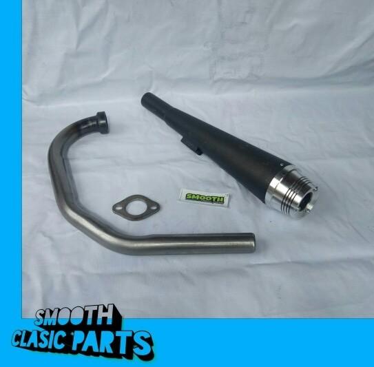 harga Knalpot custom japstyle caferacer bober  02 pnp scorpio Tokopedia.com