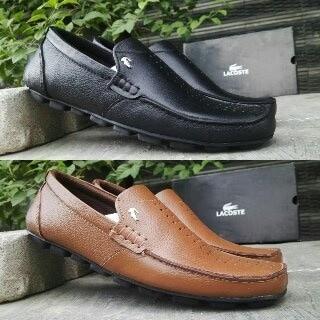 Jual sepatu pantofel kulit asli lacoste - baeyusport  87eebf1a6f