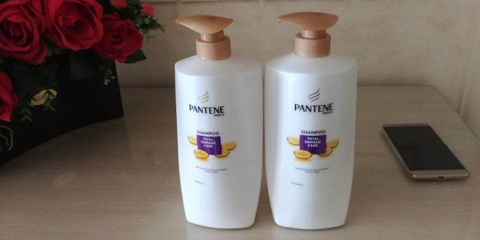 harga Pantene hair fall shampoo bottle pump 900ml 900 ml Tokopedia.com