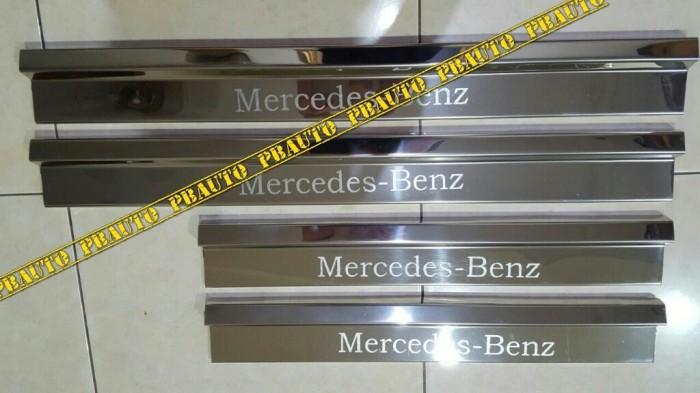 harga Sil plate w124 boxer masterpiece / sillplate silplate seal plate mercy Tokopedia.com