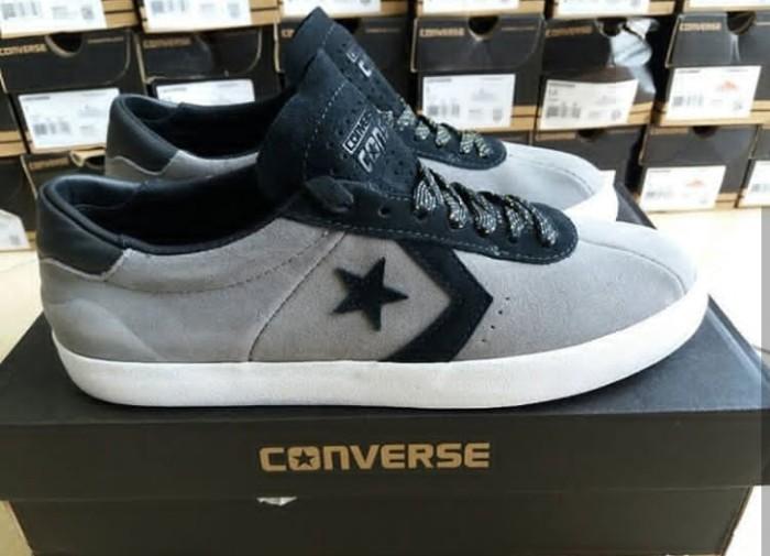 Jual Sepatu CONVERSE Breakpoint Pro OX Suede Mason Black (ORIGINAL ... f9753a2f7