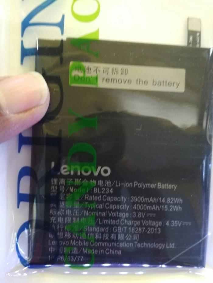 harga Batere batre batrai lenovo bl-234 p70/a5000  p1m/p70t ori 100 Tokopedia.com