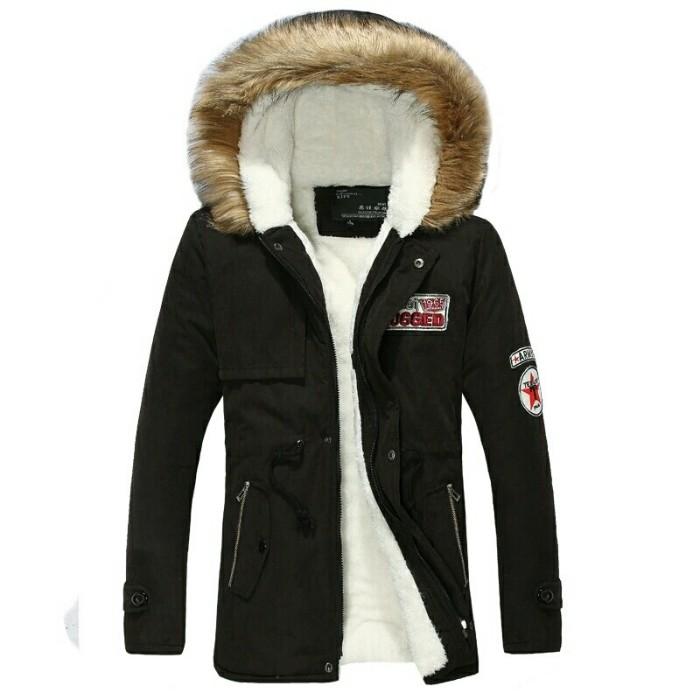 harga Jaket coat winter parka pria Tokopedia.com
