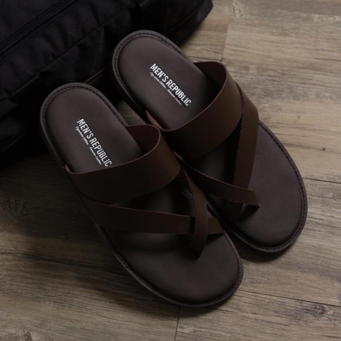 BIG PROMO Sandal Pria MR FLAVIO Sandal Jepit Pria Sandal Unisex Keren