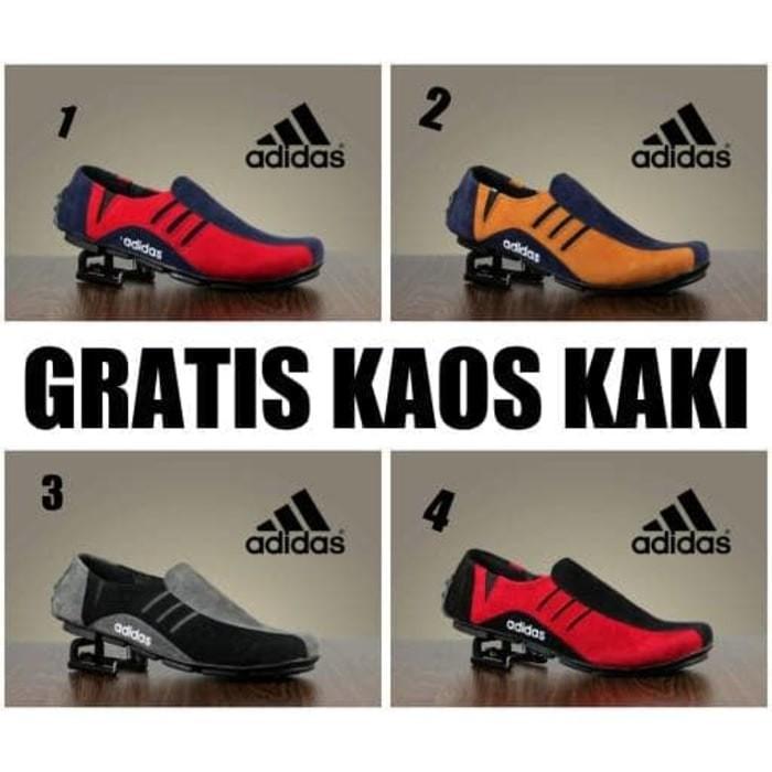 ... harga Sepatu adidas slip on sepatu casual slop pria neymar murah kuliah  Tokopedia.com a02d8cd58f
