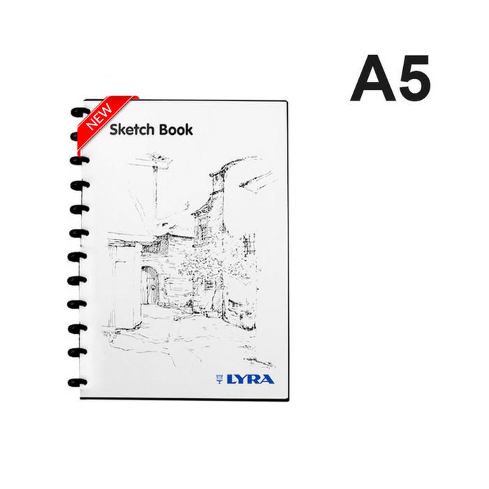 Info Sketchbook A5 Travelbon.com