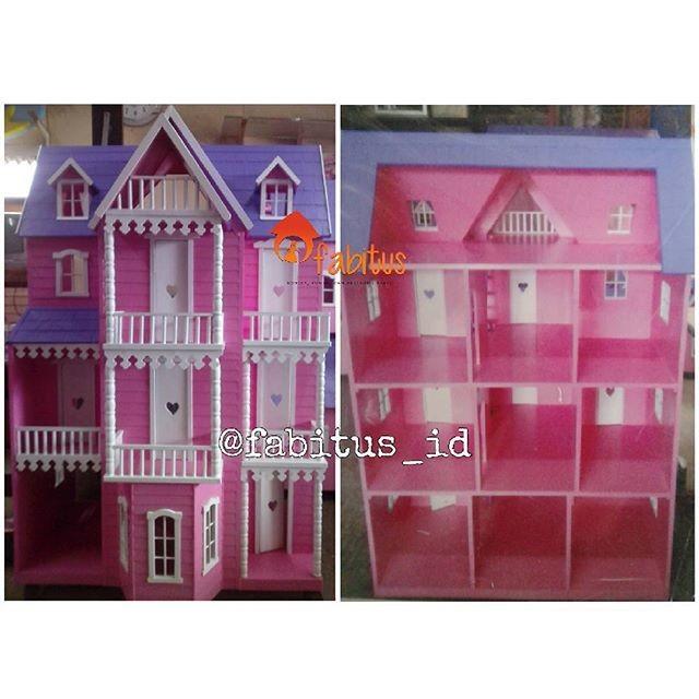 Segini Daftar Harga Rumah Boneka Barbie Mainan Murah Terbaru 2018 99aa3510c7