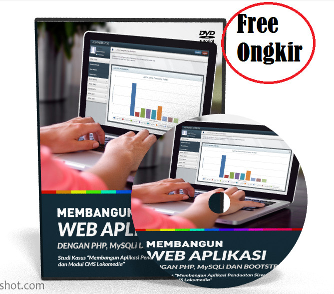 harga Video membangun web aplikasi dengan php dan mysql Tokopedia.com