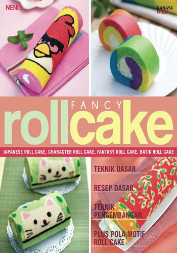 harga Buku fancy roll cake Tokopedia.com