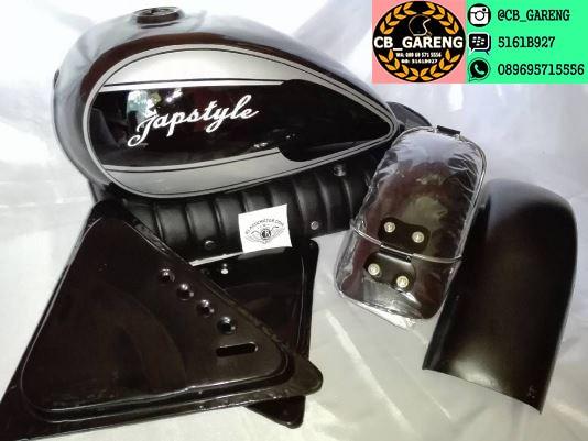 harga Bodyset japstyle megapro / gl / tiger Tokopedia.com