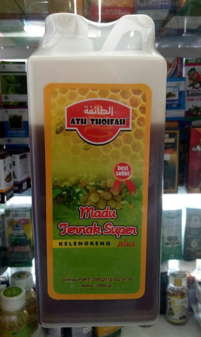 harga Madu ternak super kelengkeng plus 1000gr - ath-thoifah Tokopedia.com
