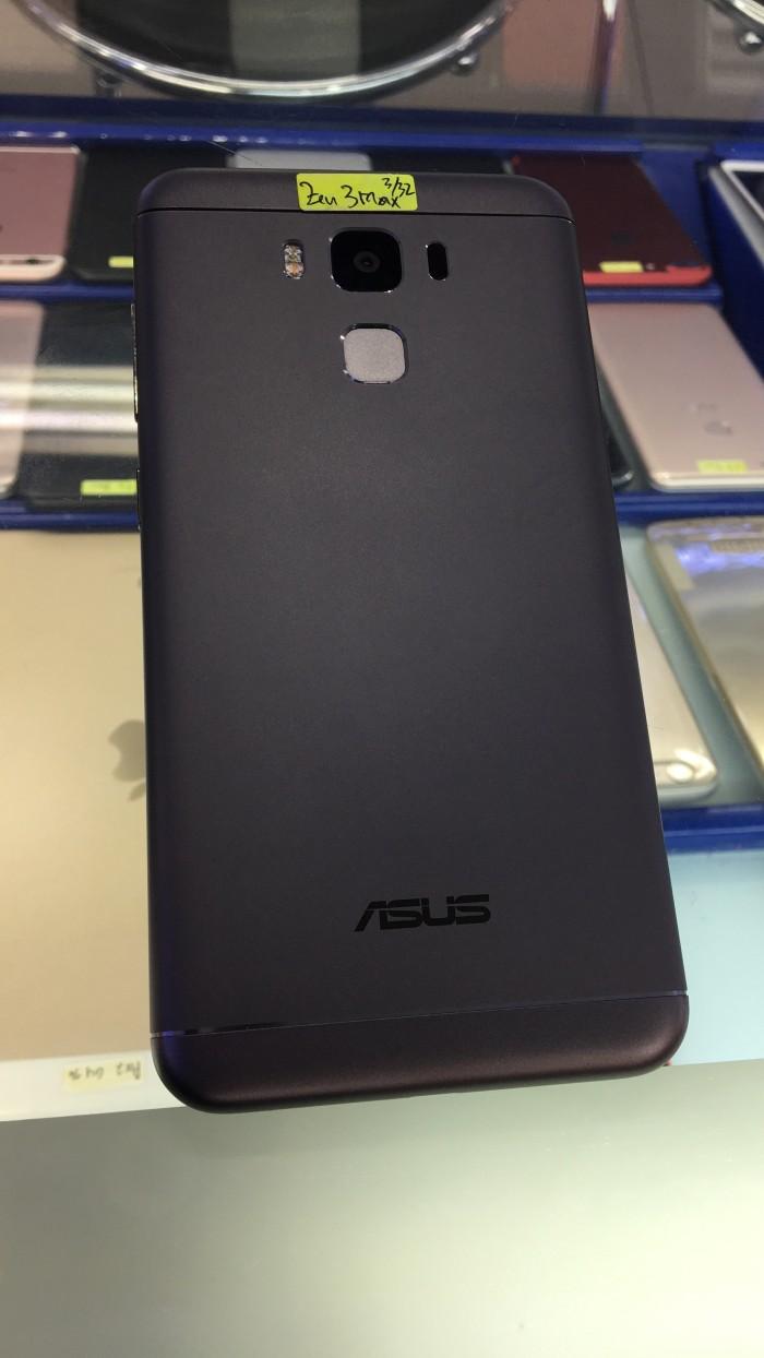 Harga Asus Zenfone 3 Max 32gb Grey Rp 2175000