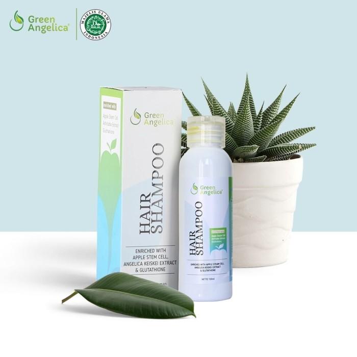 Jual shampo Penumbuh Rambut Cepat herbal alami tanpa efek samping ... efb8085bf2
