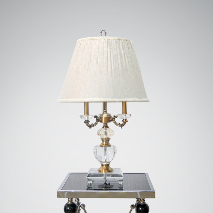 Jacob Table Lamp Lampu Meja Hias Side