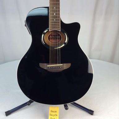 harga Gitar akustik elektrik apx500 hitam gloss eq lc tuner on Tokopedia.com